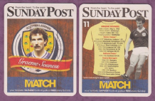 Scotland Graeme Souness Liverpool 11 (SP)